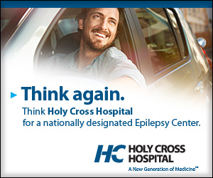 Holy Cross Hospital, Neuroscience Service Line Campaign, Static Banner Ad
