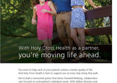 Physician Brand Print Ad