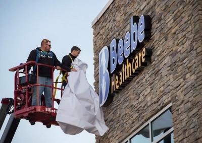 Beebe Healthcare, Logo Unveiling