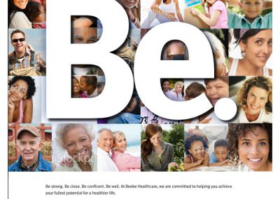 Beebe Healthcare, Print Ad