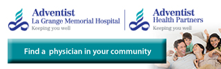 Adventist Health Partners, Banner Ad
