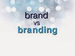 The 4 Key Differences Between a Brand and Branding
