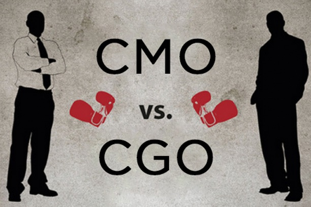 Transition of Chief Marketing Officer to Chief Growth Officer