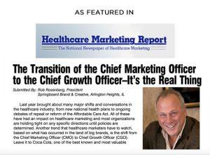 Marketing Hospitals
