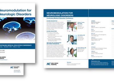 Continuing Medical Education Brochure