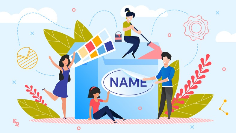 What's in a name…change!